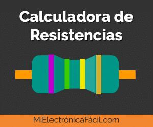 Calculadora de Resistencias Online