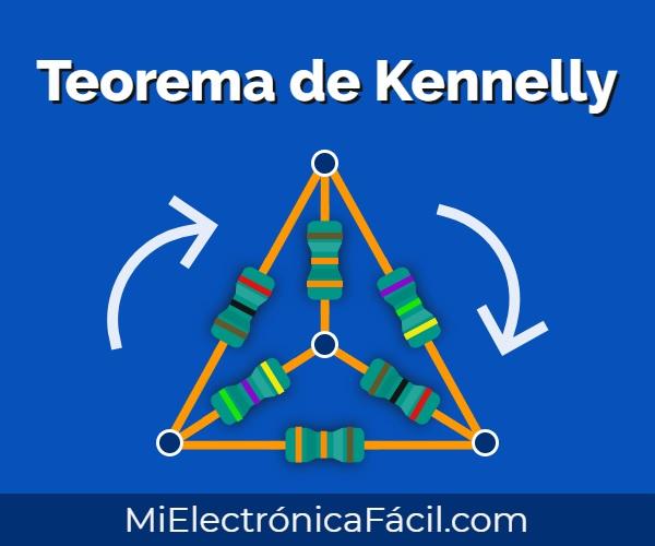 Teorema de Kennelly qué es, fórmulas y ejemplos