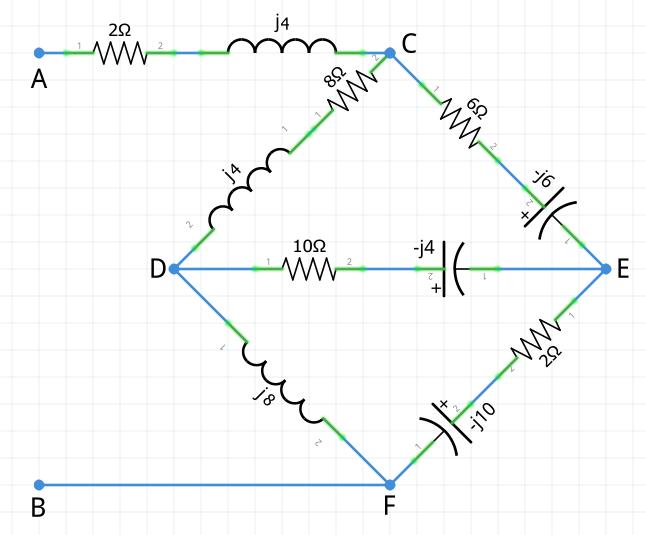 Teorema de Kennelly ejercicio resuelto