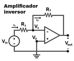 Amplificador Operacional Inversor