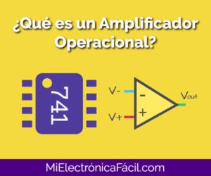 Amplificador Operacional OpAmp