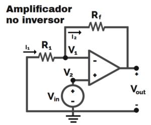 Amplificador Operacional No Inversor